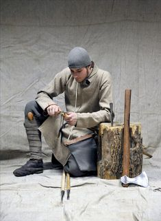 "Ordinar Birka citizen's clothes, viking period. Pinned from vk.com group ""Vikings X Birka"""