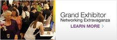 Who are you looking forward to seeing at the Grand Exhibitor Networking Extravaganza?