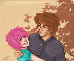 Lupin/Tonks- We can do this by SimplyDelightfulx on deviantART
