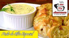 Receita de Pasta de Alho Especial - Tv Churrasco - Receita para Churrasco