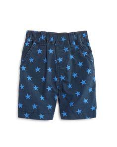 3 Pommes Infant Boys' Star Print Shorts - Sizes 3-24 Months