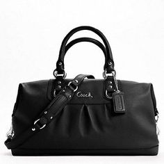 I need a good black bag for winter... Oh I like this!!!