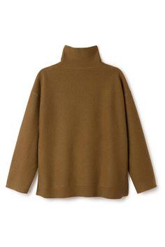 Abel Knit Sweater - Beige Dark - All Articles - Weekday
