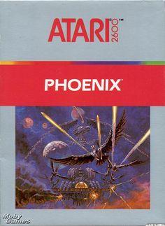 Phoenix - Atari 2600.....................................Please save this pin.   ............................................................. Click on the following link!.. http://www.ebay.com/usr/prestige_online