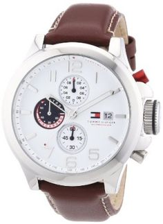 Relógio Tommy Hilfiger Watches Men's Analogue Quartz Watch 1790810 #Relogio #TommyHilfiger