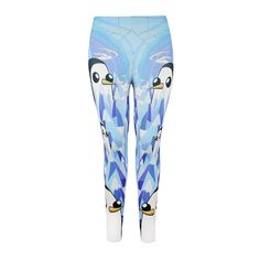 WeLoveFine's Adventure Time leggings: Gunter Leggings