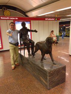 Stazione Metro Kossut Lajos