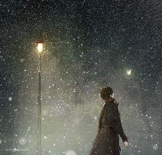 mi alma seguirá la luz de tu estela