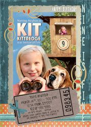 Kit Kittredge American Girl Birthday Party 9 year old