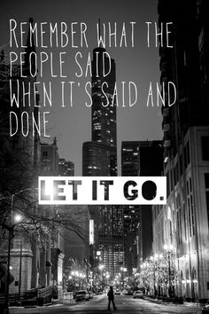 the neighbourhood - let it go. one of my fav song at the moment.