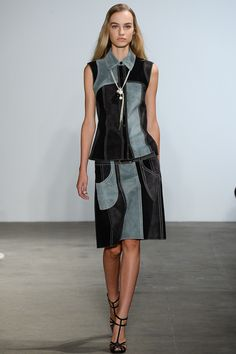 Derek Lam Spring 2015 Ready-to-Wear - Collection - Gallery - Look 1 - Style.com