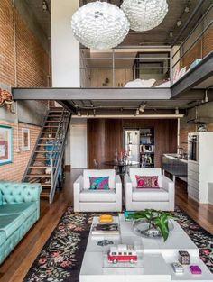 Ladrillo De Interior, Nueva Tendencia – Loft Chile