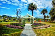 gisborne pictures of the botanical gardens off Aberdeen Rd See The Sun, Aberdeen, Botanical Gardens, New Zealand, Remote, Trips, Coastal, Sidewalk, City
