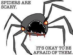 All spiders must die.