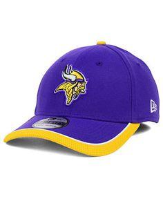 New Era Minnesota Vikings On Field 39THIRTY Cap Men - Sports Fan Shop By  Lids - Macy s b672ceeb6