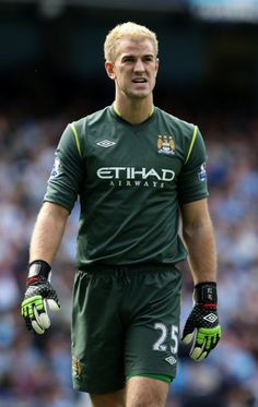 Joe Hart- Such a boss Football Jerseys, Football Players, Euro 2012, Premier League Champions, Manchester City, Squad, Kicks, Boss, Soccer
