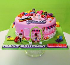 https://www.google.pl/search?q=lego friends cake