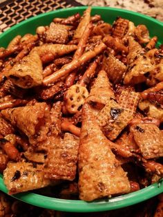 FURIKAKE PARTY MIX, has an Asian Hawaiian twist to the famous original Chex party mix. Once you start eating them, you can't stop. Furikaki, is a dry Japanese condiment usually sprinkled ove…