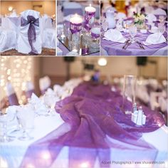 Reception linens: http://www.shuvarahim.com/kate-brian-holiday-inn-coralville-wedding-reception/