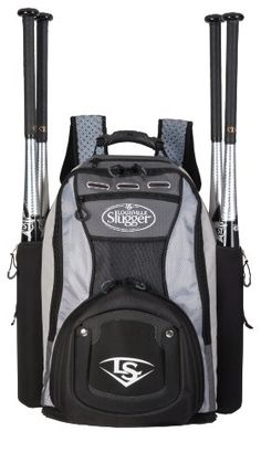 Louisville Slugger Series 9 Stick Pack Back Pack Series 9 Features   Inverted cargo hatch d5f0c14534c2e