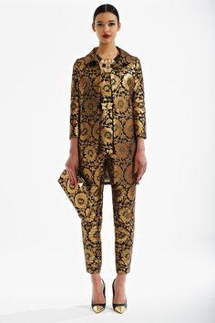 Kate Spade Fall 2013 New York Fashion Week // http://coquetteanddove.com