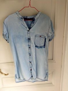 Chemisier Zara dans T-Shirt / vêtements / mode