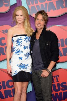 Pin for Later: Gone Country: See All the Stars at the CMT Awards! Nicole Kidman and Keith Urban
