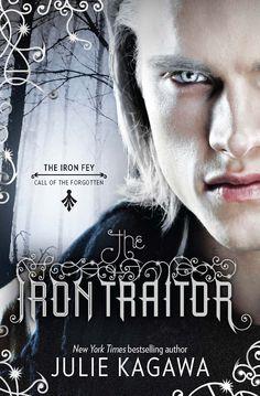 The Iron Traitor - Julie Kagawa #ironfey