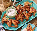 The Ultimate Barbecued Chicken Recipe : Tyler Florence : Food Network