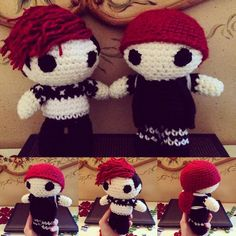 I'm so excited to finally see Twenty Øne Piløts on Monday!! So I made lil…