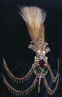Ottoman Empire's Sultan's Crest