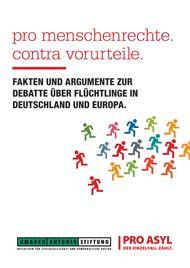 Fakten gegen Vorurteile :: Pro Asyl