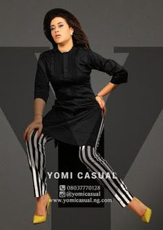 Yomi Casual Unveils Man Of The Year Collection Modeled By Celebs [Photos] - INFORMATION NIGERIA