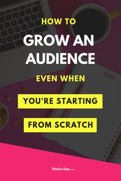 Are you struggling to grow your audience? Or are you starting from the ground up to BUILD an audience? If you said yes to either of those questions then click through to listen to this short + actionable episode! I'm gonna walk you through the 7 PROVEN strategies that will help you grow your audience like HECKFIRE…even if if you're starting from scratch! #onlinebusiness #onlinebusinesstips #businessgrowth #entrepreneurtips #smallbusinesstips
