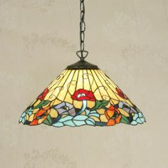 Meadow Medium Pendant Medium pendant with a floral pattern as bright as a summer's morning. H:450-1450 W:400 D:400 Bulbs:1 x 60 E27 Fittings:SU02 Shade:T5SHL
