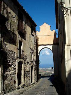 Gerace, Calabria Italy