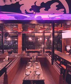 PHTAA living design tokyo hustler restaurant bangkok designboom