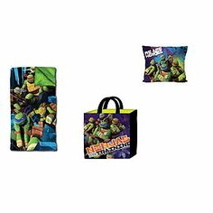 Teenage Mutant Ninja Turtles Slumber Tote