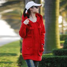 Cheap hoodie jumper, Buy Quality hoodie baseball directly from China hoodie fabric Suppliers:    2015 Autumn and Winter Fashion Cashmere Women's Wool Coats Sexy Woolen Coat Outerwear Female Overcoat Trench Ladies C