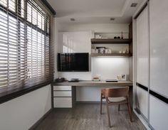 Condo - King's Apartment - Condominium - Study Room. Design by Studio Alt Pte Ltd
