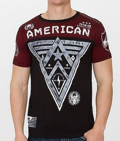Gents T Shirts, Men's Shirts, American Fighter Shirts, Graphic Tees, Casual Outfits, Menswear, Mens Fashion, My Style, Mens Tops