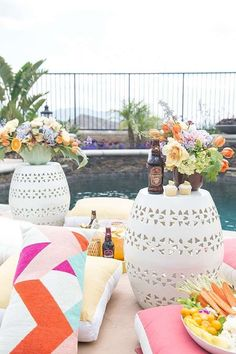 Pool Party Summer Party Ideas | Photo 1 of 7