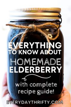 Elderberry Medicine, Herbal Medicine, Elderberry Plant, Elderberry Recipes, Elderberry Syrup Benefits, Elderberry Cough Syrup, Cold Remedies, Herbal Remedies, Natural Remedies
