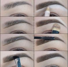 A Step-by-Step Guide to Perfectly Defined Brows | Makeup Mania