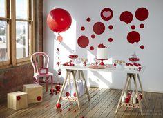 Red Spotty Love |
