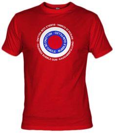 Camiseta Kojak por dutyfreak , Camisetas DutyFreak, Artistas, Tributo a las piruletas Kojak... ¡Rellenas de chicle.
