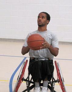 Former High School Football Star Watts Gets Wheelchair Basketball Scholarship - http://blog.amsvans.com/hs-football-hero-gets-wheelchair-basketball-scholarship/