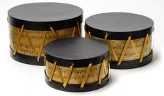 Build a Stylish Set of Drums