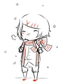 Juuzou suzuya winter all things geek чиби, рисунки, токио Anime Naruto, Manga Anime, Anime Guys, Juuzou Tokyo Ghoul, Juuzou Suzuya, Kaneki, Anime Style, Chibi, Best Animes Ever