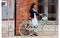 Shop our wide range of classic bikes at Halfords. We bring you the best models from Pashley and Pendleton, including electric bikes ladies bikes with baskets. Ladies Bike With Basket, Pendleton Bike, Classic Bikes, Vintage Bikes, Best Model, Bicycle, Mint, Board, Style